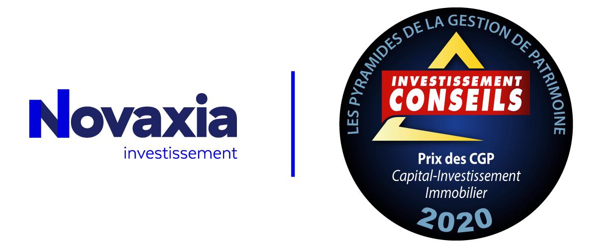 Novaxia Investissement x Trophée Pyramide Gestion