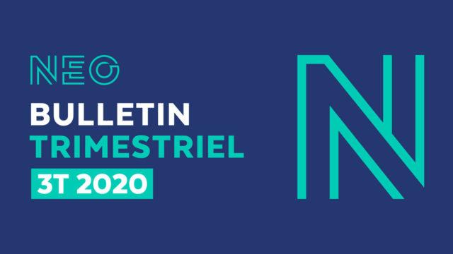 NEO - Bulletin trimestriel 3T 2020