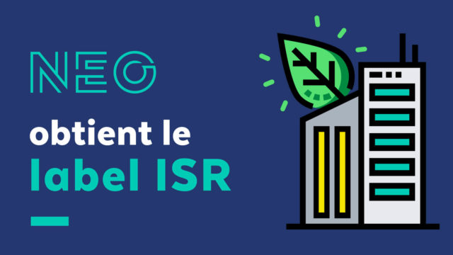 NEO obtient le label ISR